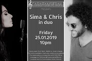 Sima & Chris in Duo