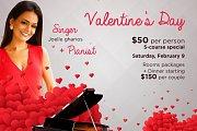 Valentine's Eve at Al Murjan Palace Hotel!