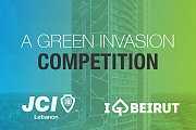 I Green Beirut: Green Design Competition