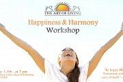 Happiness & Harmony Workshop