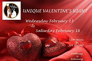 Unique Valentine's Night at Guitar studio & Co