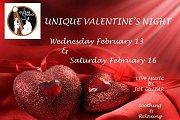 Unique Valentine's Night