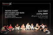 Theatre Classes for Children and Youths
