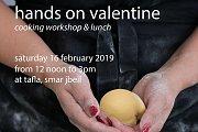 Hands on Valentine Cooking Workshop