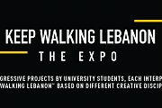Keep Walking Lebanon Expo