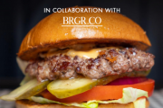 Burgers from Scratch in Collaboration with Brgr.Co
