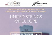 UNITED STRINGS OF EUROPE
