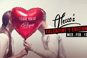 Alecco's Valentine's Edition | February 13th
