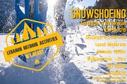 Snowshoeing Tarchich to Kfarselwan with Lebanon Outdoor Activities