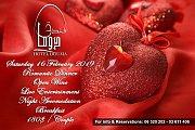 Valentine's at Hotel Douma