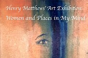 Women and Places in My Mind (opening of art exhibition)