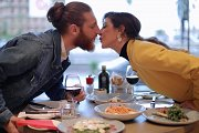 Love Makes your World go Round at Rossini Osteria e Caffe