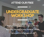 Undergraduate Workshop