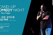 Stand-up Comedy night with Nour Hajjar