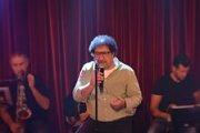 Khaled El Haber at Teatro Verdun