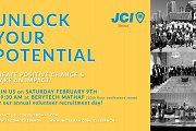 Unlock Your Potential! JCI Beirut Recruitment Day