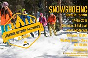 SNOWSHOEING Barouk Cedar Reserve with LEBANON OUTDOOR ACTIVITIES