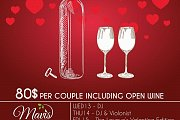 3 Days Valentine's Celebrations at Mavis Restobar