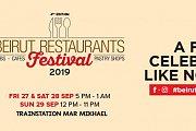 Beirut Restaurants Festival 2019