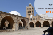 Old Tripoli - Guided Tour With Street Food Tasting with Living Lebanon
