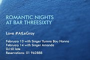 Valentine's at Bar ThreeSixty
