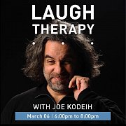 LAUGH THERAPY with JOE KODEIH
