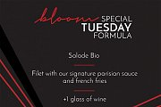 Tuesday's Formula at Bloom