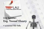TEDx LAU Salon V.4: Get a Life Scan!