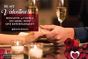 Valentine's  at Miramar Hotel Resort & Spa
