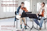 Duello Amoroso Concert by Harmonie Universelle
