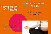 Prenatal Yoga at The Vibe Wellness Circle