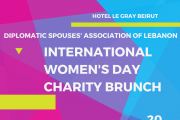 International Women's Day Charity Brunch