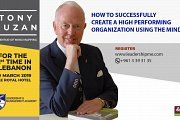 TONY BUZAN Training