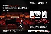 Mazeej on Stage