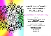 Mandala Drawing Workshop for Beginners