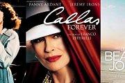 Fanny Ardant en Trois Films