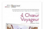 """""""Le Choeur Voyageur"""" Concert"""