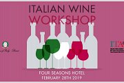 Italian Wine Workshop 2019