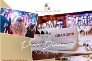 Prom Dinner at Regency Palace Hotel