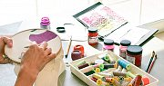 Children's Embroidery Workshop: Arabian Fantasy with Ola Dajani