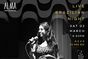 Live Brazilian Night Ft Xango Band!