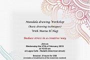Mandala Drawing Workshop for Beginners at Lagos Café