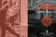 Dabke Workshop with Bassam Abou Diab