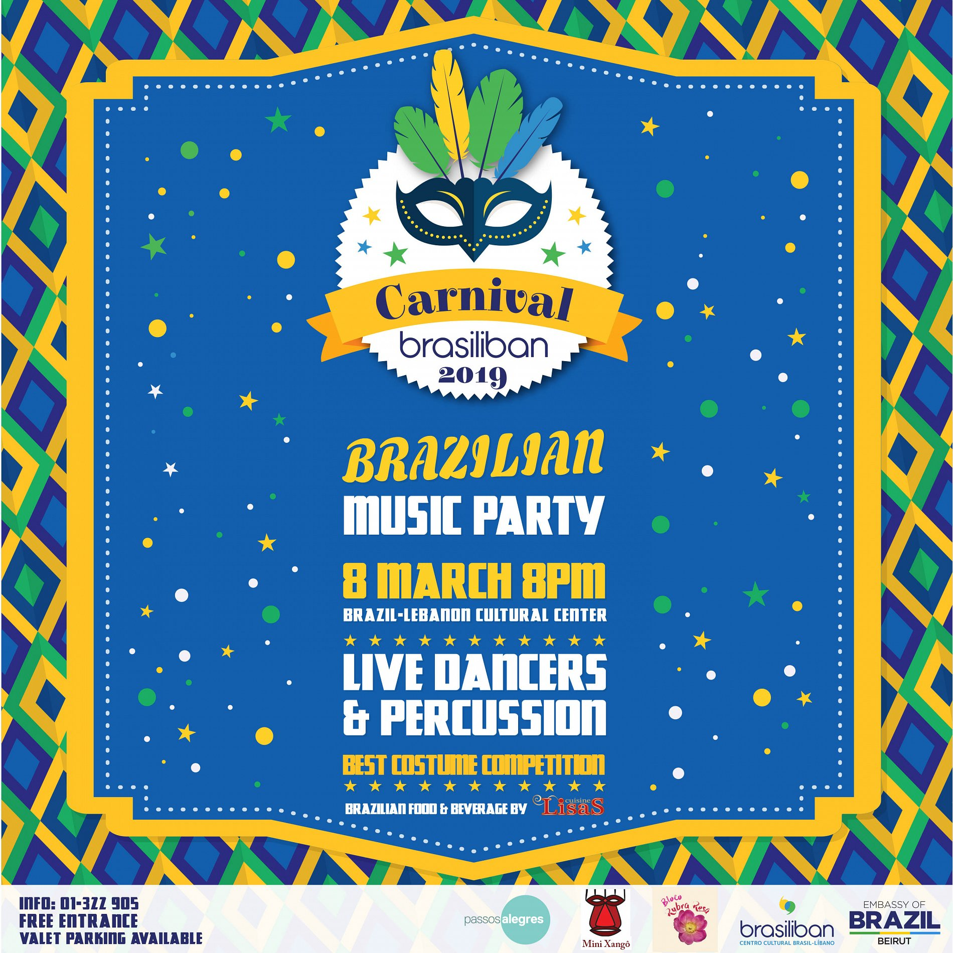 Carnival Brasiliban 2019 « Lebtivity