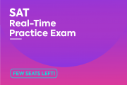 SAT Real-Time Practice Test