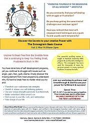 Enneagram Basic Workshop