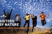Sisters By Nature - Hike & Yoga