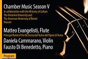 Chamber Music Season V
