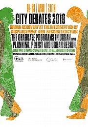 City Debates 2019 - Urban Recovery