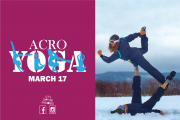 AcroYoga, SnowShoeing & Live Acoustic Music in Barouk Cedars